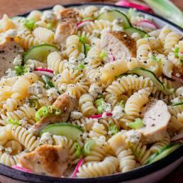 Salade de pâtes et de Poulet Fermier des Landes